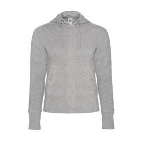 Hooded Full Zip Women